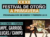 Festival otoño primavera: nuevos estrenos, talleres descuentos para meses enero febrero