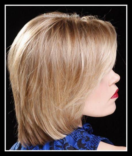 Como peinar y estilizar una melena corta paperblog - Peinados melena corta ...