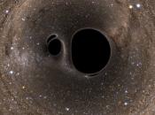 Simulando fusión agujeros negros