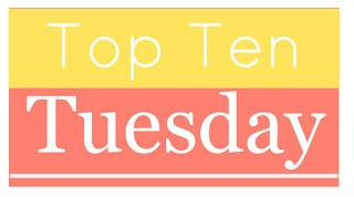 ~♥ Top Ten Tuesday #25: Novios literarios