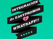 botón para compartir WhatsApp, Easypromos