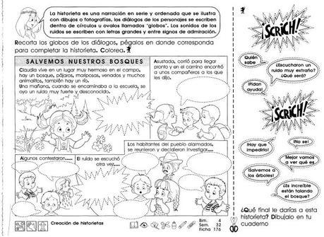 Creación de historietas: 5to grado - Paperblog
