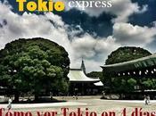 Tokio express cómo días