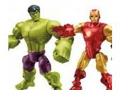 Vistazo algunas figuras Hero Mashers Hasbro basadas Vengadores: Ultrón