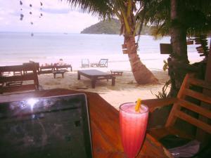 Un día de oficina cuando estaba en Tailandia.