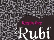 Reseña Rubí Kerstin Gier