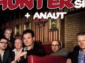 Anaut, junto james hunter, concierto vitoria
