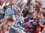 Mejor vistazo portada Alex Ross para Secret Wars