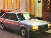 Volkswagen Santana 1984