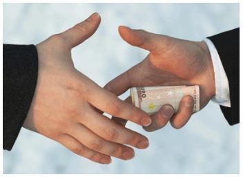 Corrupción ¿solución del necesitado?