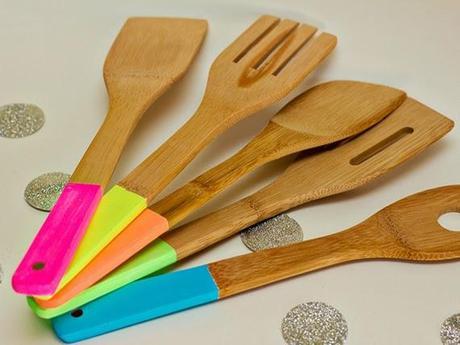 5 IDEAS para cambiar tus utensilios de madera de la cocina ...