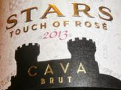 Cava Stars Touch Rosé Brut 2013, Castillo Perelada