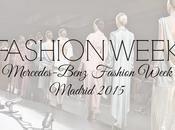 Fashion week. mercedes-benz fashion week madrid (febrero, 2015)