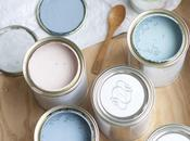 Dando toque vintage muebles Chalk-paint... #Small&LowCost