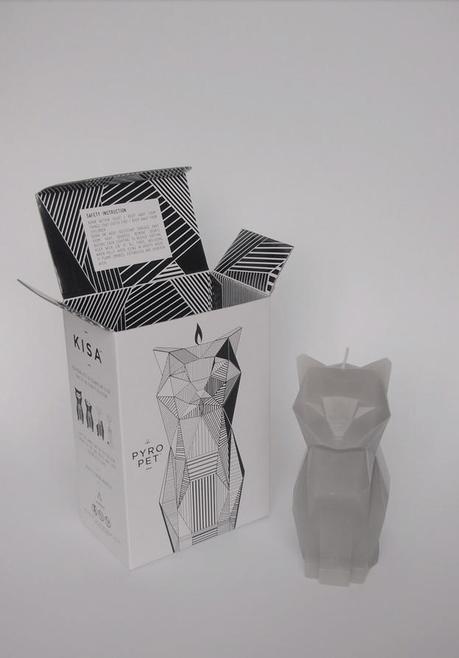 Vela de gatito Kisa