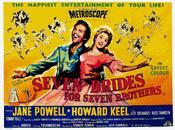 Siete novias para siete hermanos, híbrido western musical [Cine]
