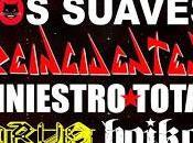 Rivas Rock 2015: Suaves, Reincidentes, Boikot, Obús, Siniestro Total Desakato