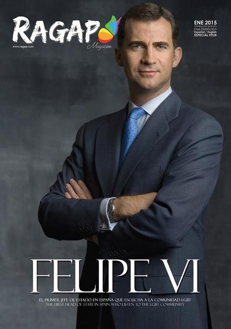 Rey Felipe VI Ragap