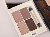 Paleta Elegant Ebony Kiko Cosmetics, opinión look