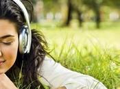 música, remedio contra estrés