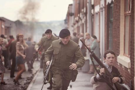 '71. Infierno en Belfast.