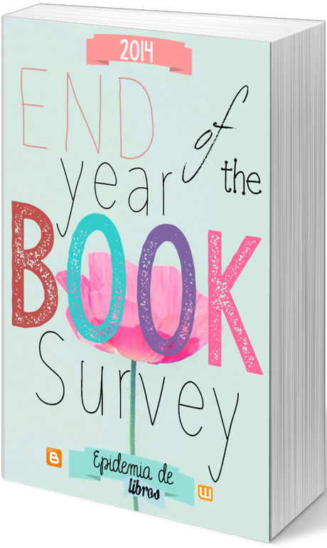 #10 Book tag: End of the year Book survey