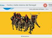 Canta baila música Senegal