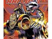 Portada alternativa para Rocket Raccoon número desconocido Uncanny X-Men
