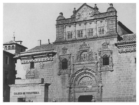 Un hospital que inauguraba una nueva era en el siglo XVI: Hospital de la Santa Cruz de Toledo.