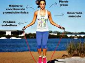 Beneficios Saltar Cuerda