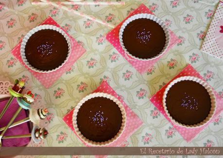 Crema rápida de chocolate negro- Reto #elasaltablogs