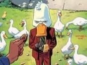 Portada alternativa Chris Samnee para Howard Duck