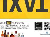 Pernod Ricard España mytaxi unen para promover consumo responsable