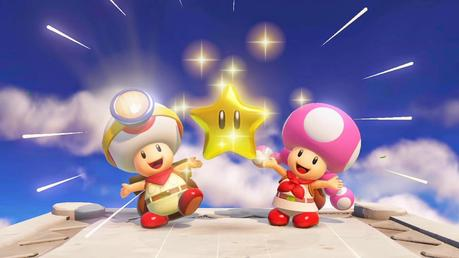 Review: Captain Toad: Treasure Tracker [Nintendo Wii U]