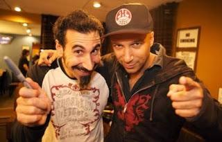 Serj Tankian y Tom Morello versionan 'Crazy Train' de Ozzy Osbourne en un homenaje a Randy Rhoads