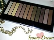 Redemption Palette: Iconic Dreams Makeup Revolution