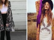 Inspiracion: Kimonos