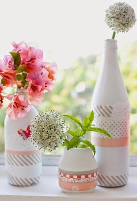 10 ideas para decorar tu boda con washi tape paperblog - Ideas para decorar con washi tape ...