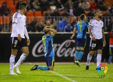 Crónica Valencia CF 3 Sevilla FC 1