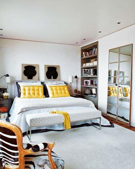 A los pies de tu cama si las dimensiones de tu dormitorio - Nuevo estilo dormitorios ...