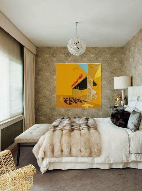 A los pies de tu cama si las dimensiones de tu dormitorio - Banquetas para dormitorio ...