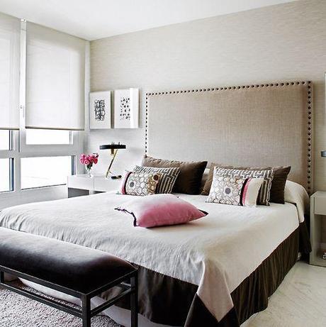 A los pies de tu cama si las dimensiones de tu dormitorio for Nuevo estilo decoracion