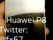 Filtran imágenes especificaciones dispositivo Huawei