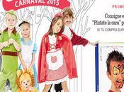 Disfraces carnaval Imaginarium 2015