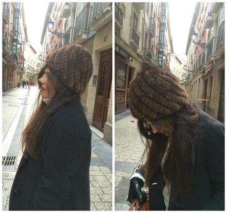 Gorrito de pelo