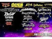 Teutonic Four cierran cartel Leyendas Rock 2015