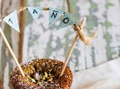 ¡feliz cumpleblog! nueva imagen mini torta pistachos, cardamomo semillas amapola {sin gluten}