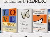 ¡Novedades Ediciones Argentina para Febrero!