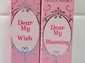 "Review: ""Dear Blooming/Wish Lips Talk"" (Etude House)"