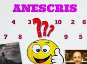Cuestionario Anescris Toño Diez